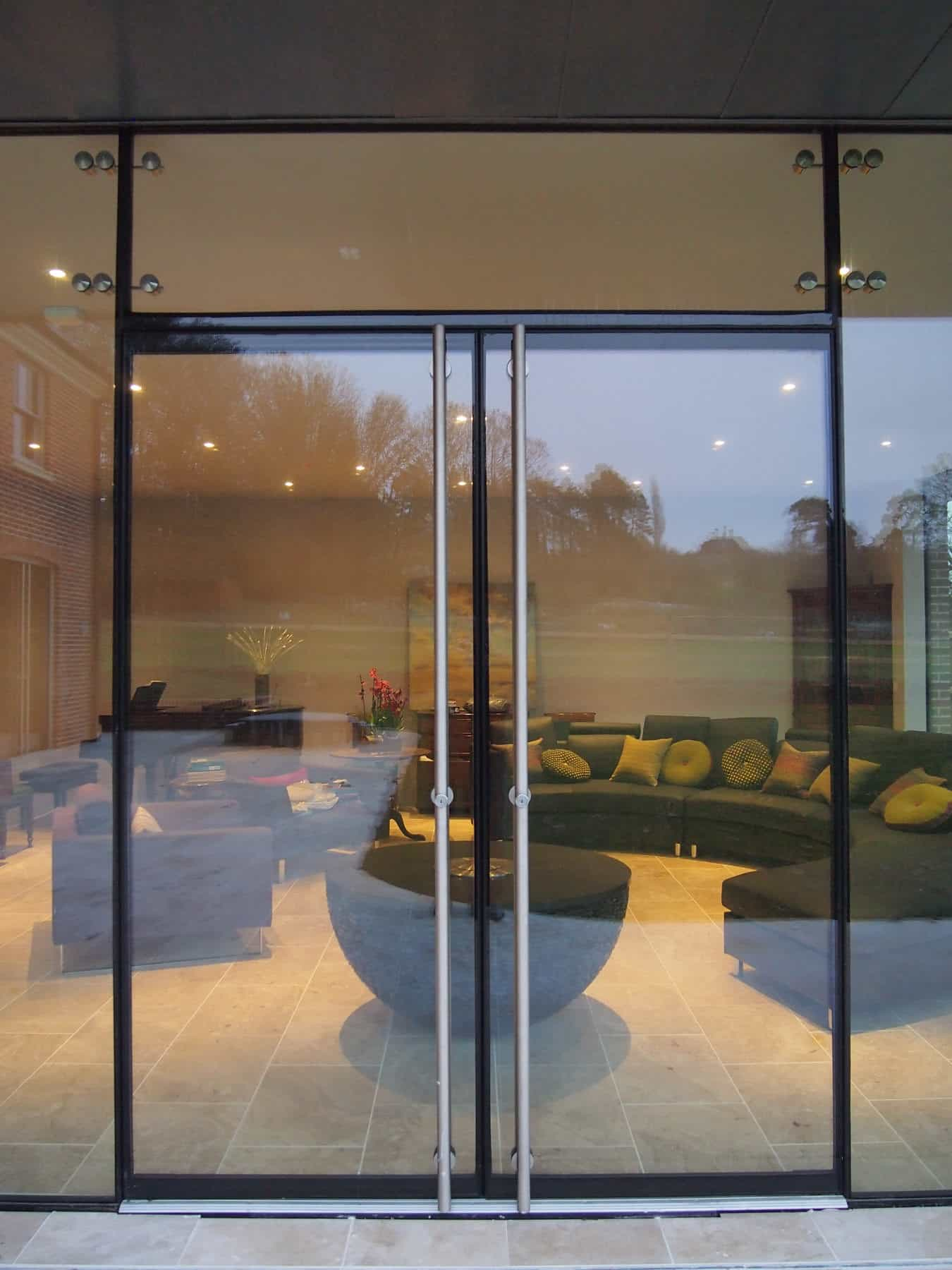 Stockbridge, Hampshire. | Architectural Glass | Clear Living
