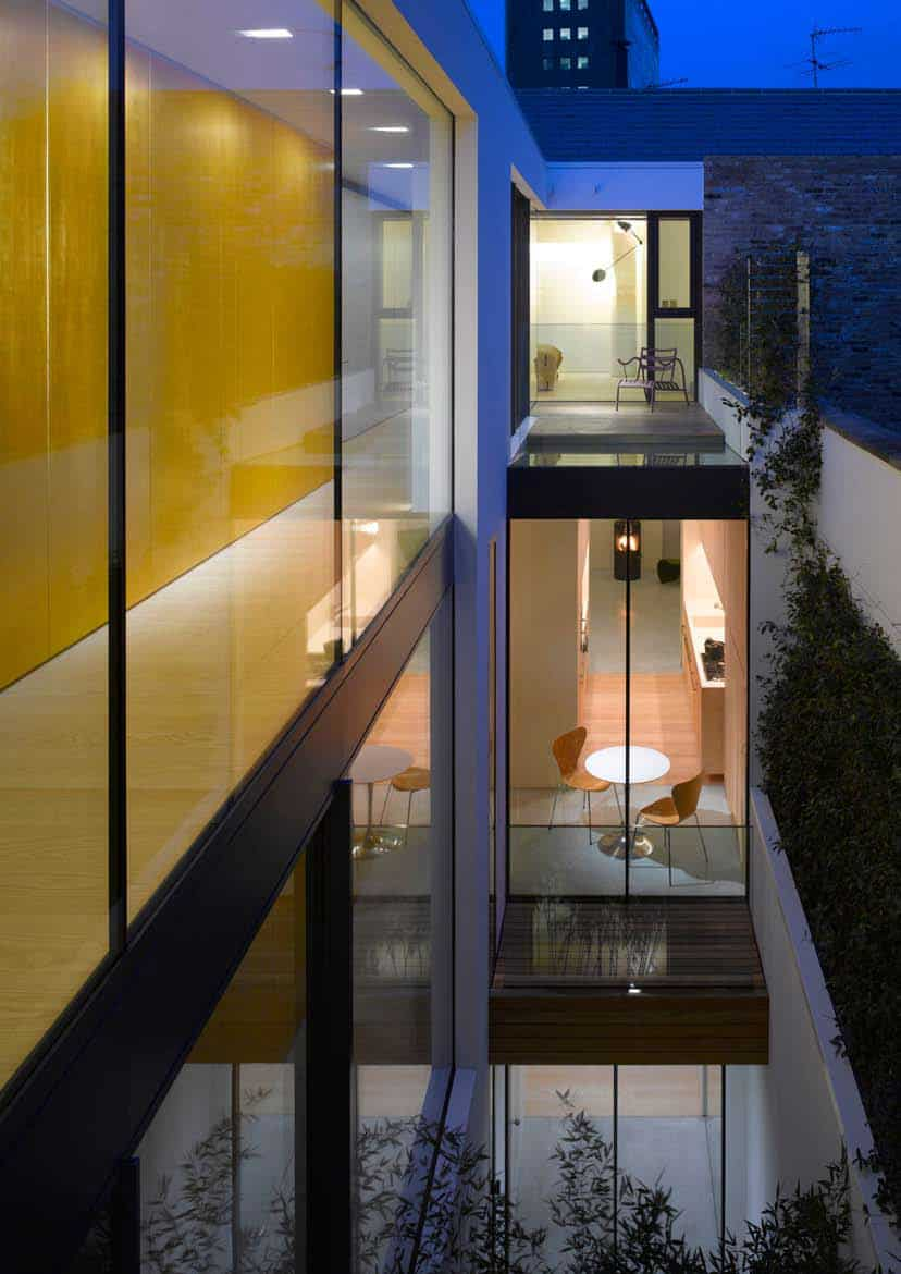 Notting Hill, London  | Architectural Glass | Clear Living